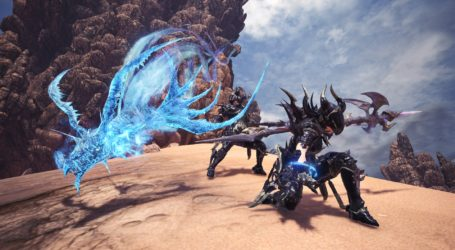 Monster Hunter World en PC superó las expectativas de ventas