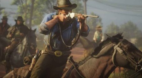 Muestran el primer tráiler gameplay de Red Dead Redemption 2