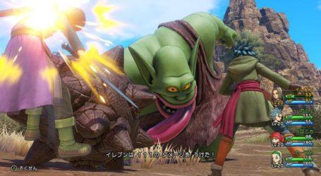 Dragon Quest XI de Switch se dejará ver en septiembre