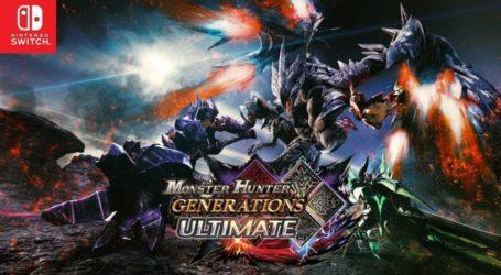 Monster Hunter Generations Ultimate anuncia la fecha de su demo