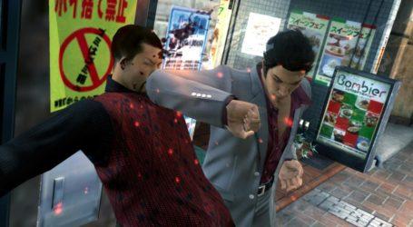 Yakuza 3 de PS4 se estrena líder en Japón