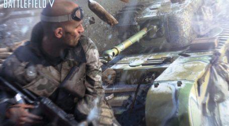 Battlefield V se muestra en una PC con una Geforce RTX 2080 Ti