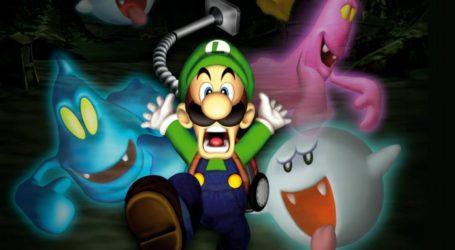 Luigi's Mansion se estrenará en 3DS para Halloween de este 2018