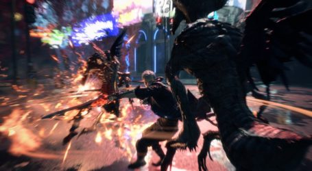 Devil May Cry 5 presenta nuevo gameplay en la Gamescom