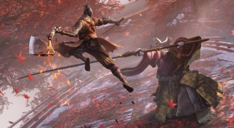 Sekiro: Shadows Die Twice muestra gameplay en la GamesCom 2018