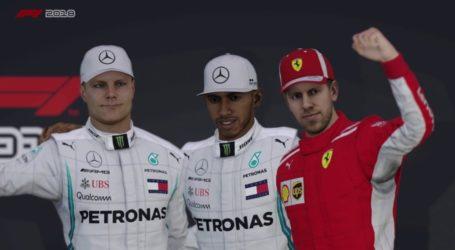 F1 2018 es lo más vendido en Reino Unido