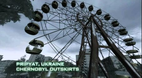 Call of Duty 4: Comparan el mapa de Chernobyl con el real ¡son idénticos!