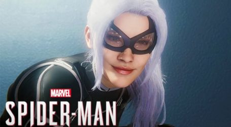 Mira cómo luce Black Cat en The Heist, el primer DLC de Spider-Man