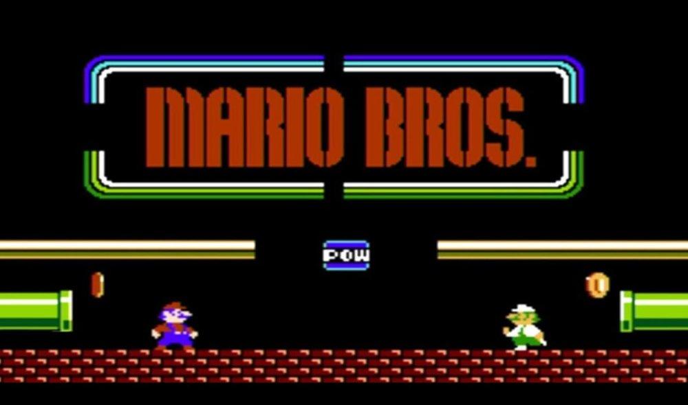 Anuncian Juego Online Del Clasico Mario Bros Para Nintendo Switch