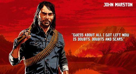 Revelan los diseños de los personajes de Red Dead Redemption 2