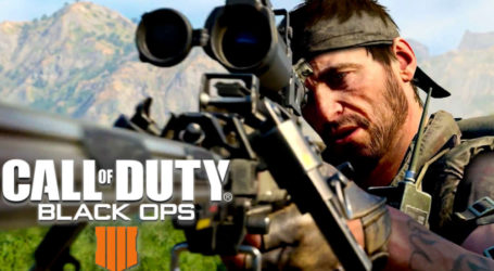 Juega gratis Blackout, el battle royale de Call of Duty Black Ops 4