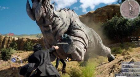 Final Fantasy XV anunciará novedades el 8 de noviembre