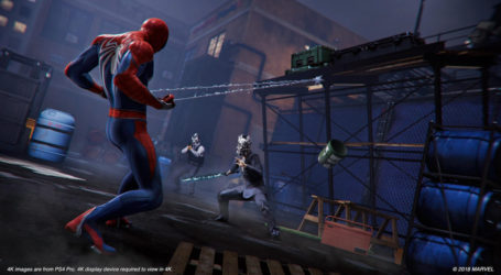 Jugador logra el récord absoluto de combo en Spider-Man