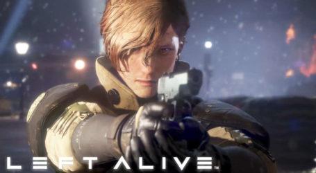 Nuevo tráiler de Left Alive en la previa del Tokyo Game Show 2018