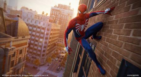 El segundo DLC de Spider-Man saldrá a finales de noviembre