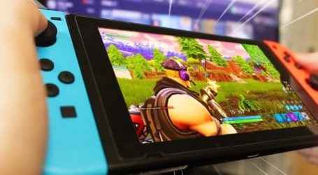 Fortnite en Switch pierde su función de captura de vídeo