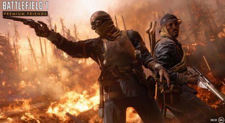 Ya está disponible gratis el pase Premium de Battlefield 1 en PC