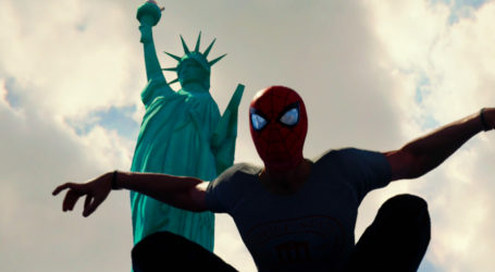 Spider-Man: Jugador logra salir del mapa de Manhattan