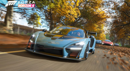 Forza Horizon 4 contará con un pack de coches de James Bond