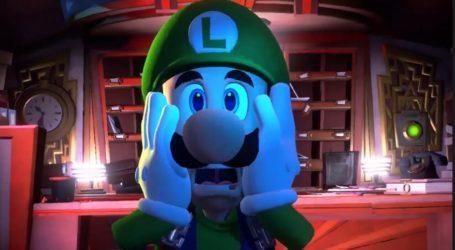 ¡Luigi's Mansion 3 anunciado! El juego se estrenará en Switch