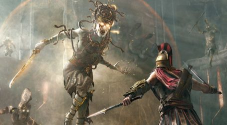 ¡WTF! Assassin's Creed Odyssey se estrenará Switch