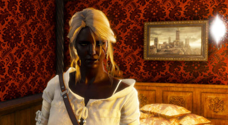 Recrean a la posible Ciri de la serie The Witcher tras la polémica
