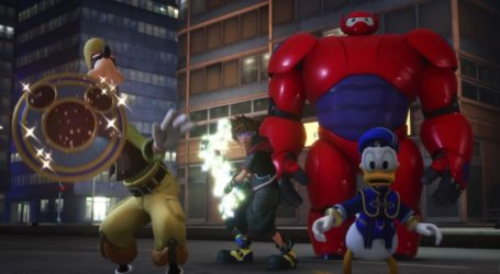 Kingdom Hearts 3 estará presente en la Barcelona Games World