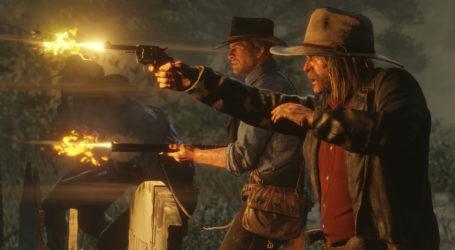 Red Dead Redemption 2 recupera su liderazgo en Reino Unido