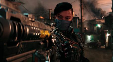 Call of Duty: Black Ops 4 en lo alto de las ventas de Reino Unido