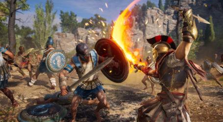 Revelan el tráiler de lanzamiento de Assassin's Creed Odyssey
