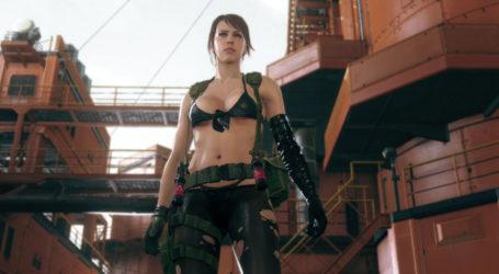 La actriz tras Quiet en MGSV estaría trabajando en Death Stranding