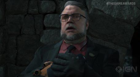 El cineasta Guillermo del Toro no actúa en Death Stranding