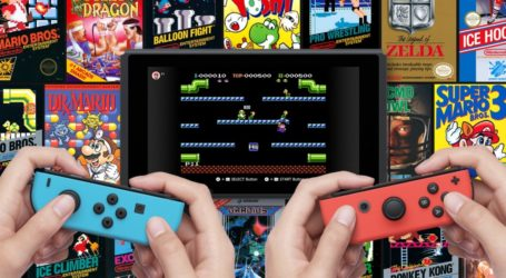 Llegarán nuevos juegos de NES a Nintendo Switch el 10 de octubre