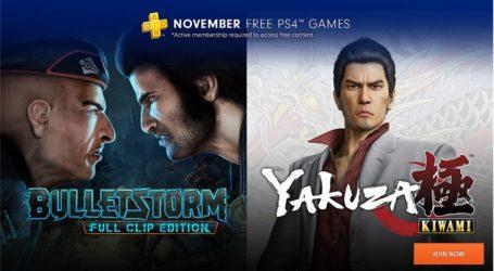 ¡Por adelantado! Sony anuncia los juegos de PS Plus de noviembre