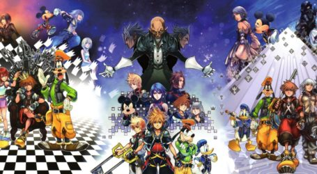 Square Enix anuncia nuevo recopilatorio de Kingdom Hearts para PS4