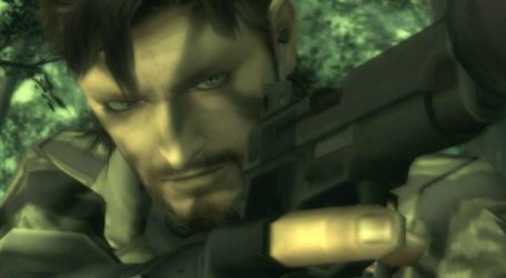 Anuncian retrocompatibilidad de Metal Gear Solid 2 & 3 HD en Xbox One