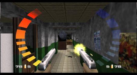 Recrean el emblemático GoldenEye 007 con Unreal Engine 4