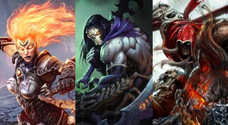 Darksiders 3: Furia no se encontrará con Guerra o Muerte