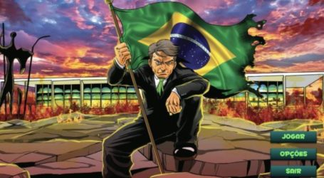 ¡Hay un videojuego de Bolsorano! Y Brasil pide que lo eliminen