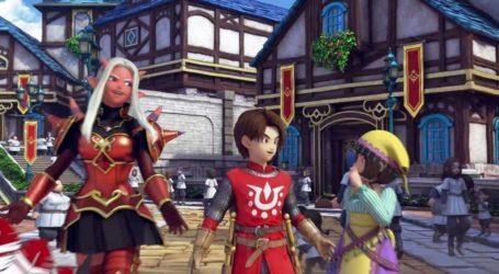 Productor de Dragon Quest X le gustaría que el juego llegara a Occidente