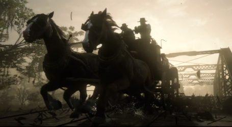 Red Dead Redemption 2 vuelve dominar las ventas en Reino Unido
