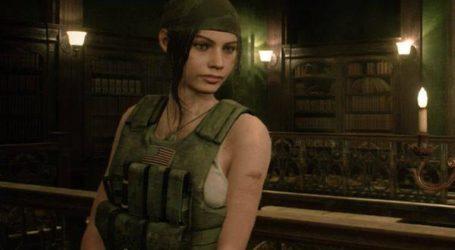 Claire lucirá como militar en un DLC de Resident Evil 2