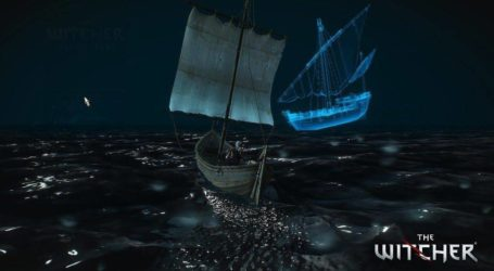 CD Projekt recuerda el barco fantasma de The Witcher 3 por Halloween