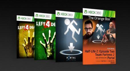 Varios juegos de Valve se actualizan para Xbox One X