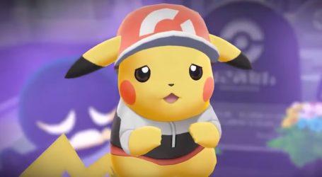 Así se ve y suena el Pueblo Lavanda en Pokémon Let's Go