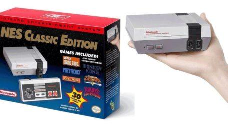 NES y Super Nintendo Mini ya han vendido 10 millones de consolas