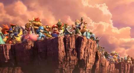 Super Smash Bros. Ultimate confirma su modo historia