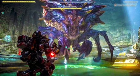 Anthem se luce con un nuevo y extenso vídeo gameplay