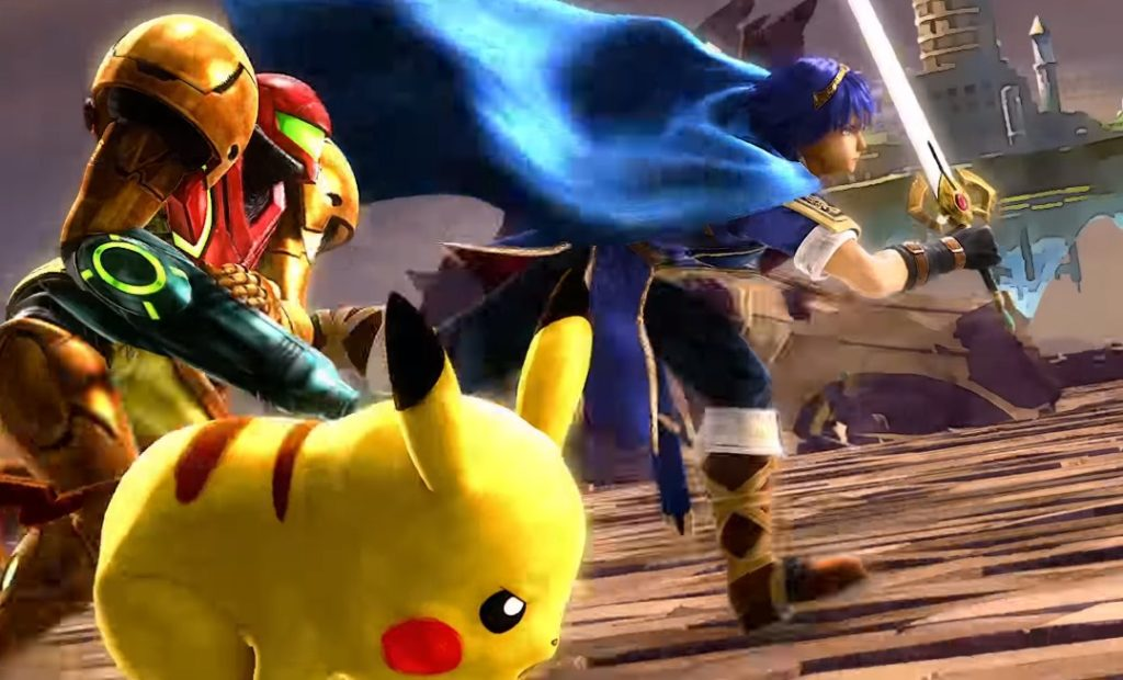 Smash Bros Ultimate Ya Vendio 1 3 Millones De Juegos En Japon