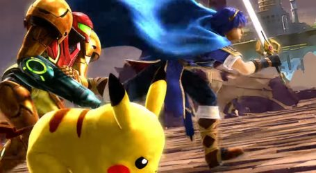 ¡Super Smash Bros. Ultimate ya es gold!
